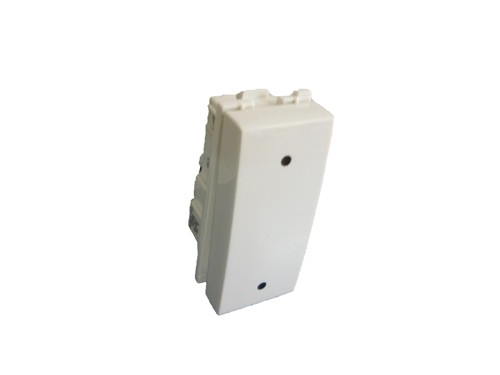 6A 1 Module Two Way Switch Electrical and Networking Electrical