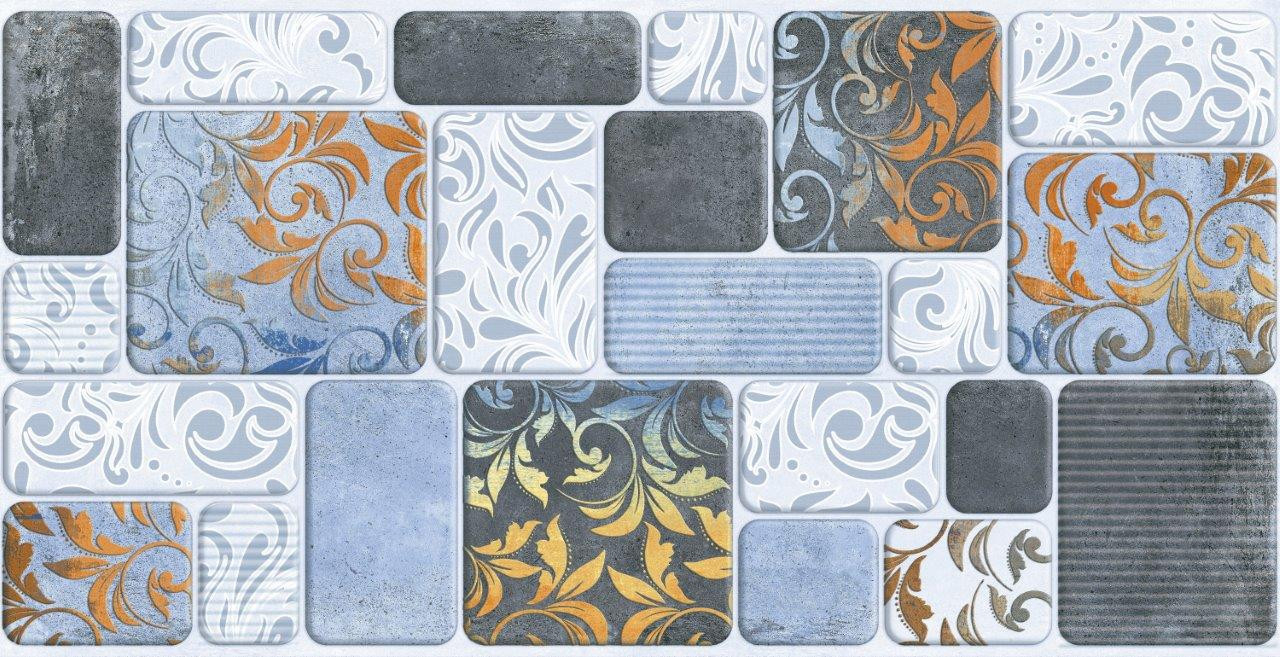 300 X 600 mm Flint Decor-Matt Finish - Wall Finishing, Wall Tiles ...