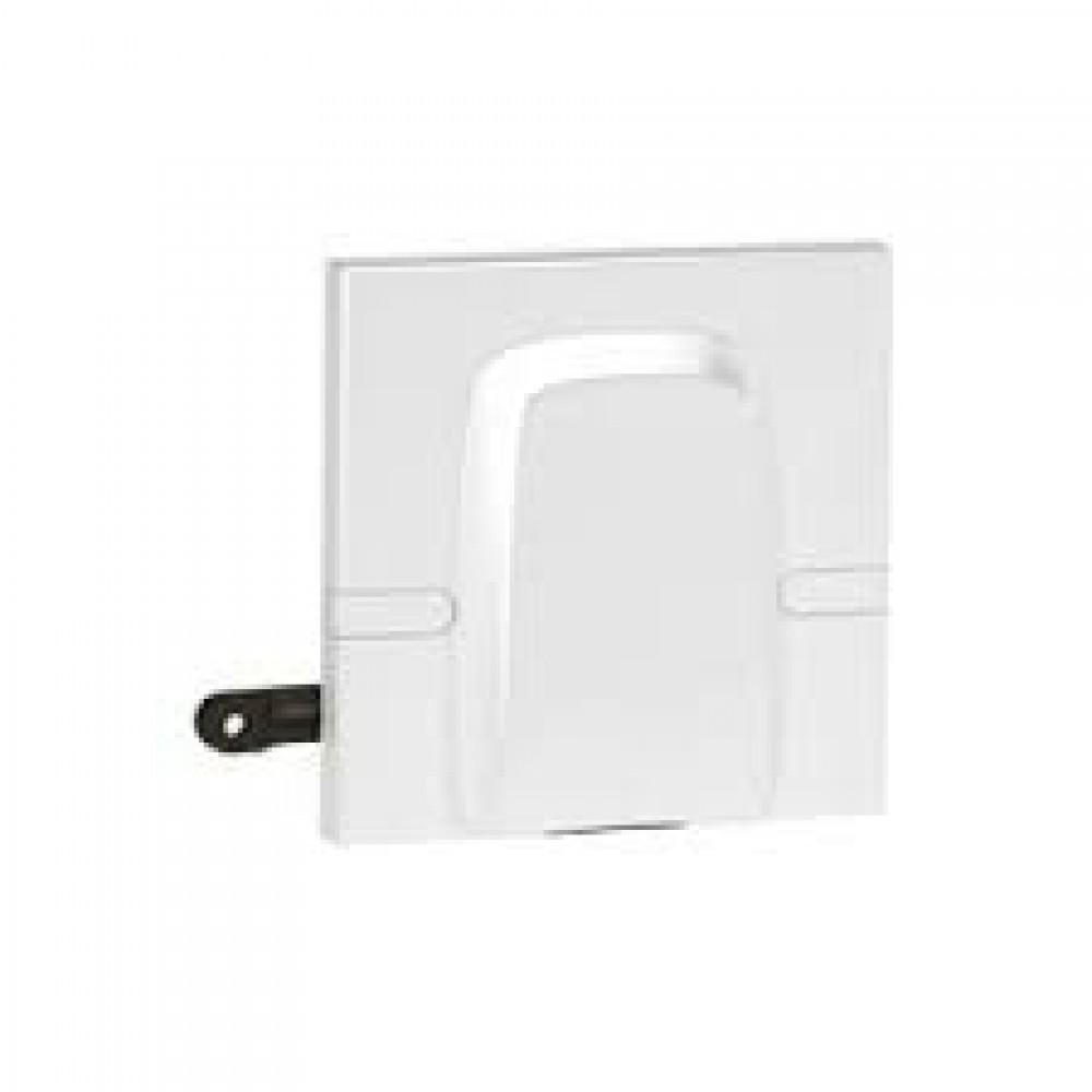 2 Module Standard Cord Outlet Square - White (573479) - Electrical ...
