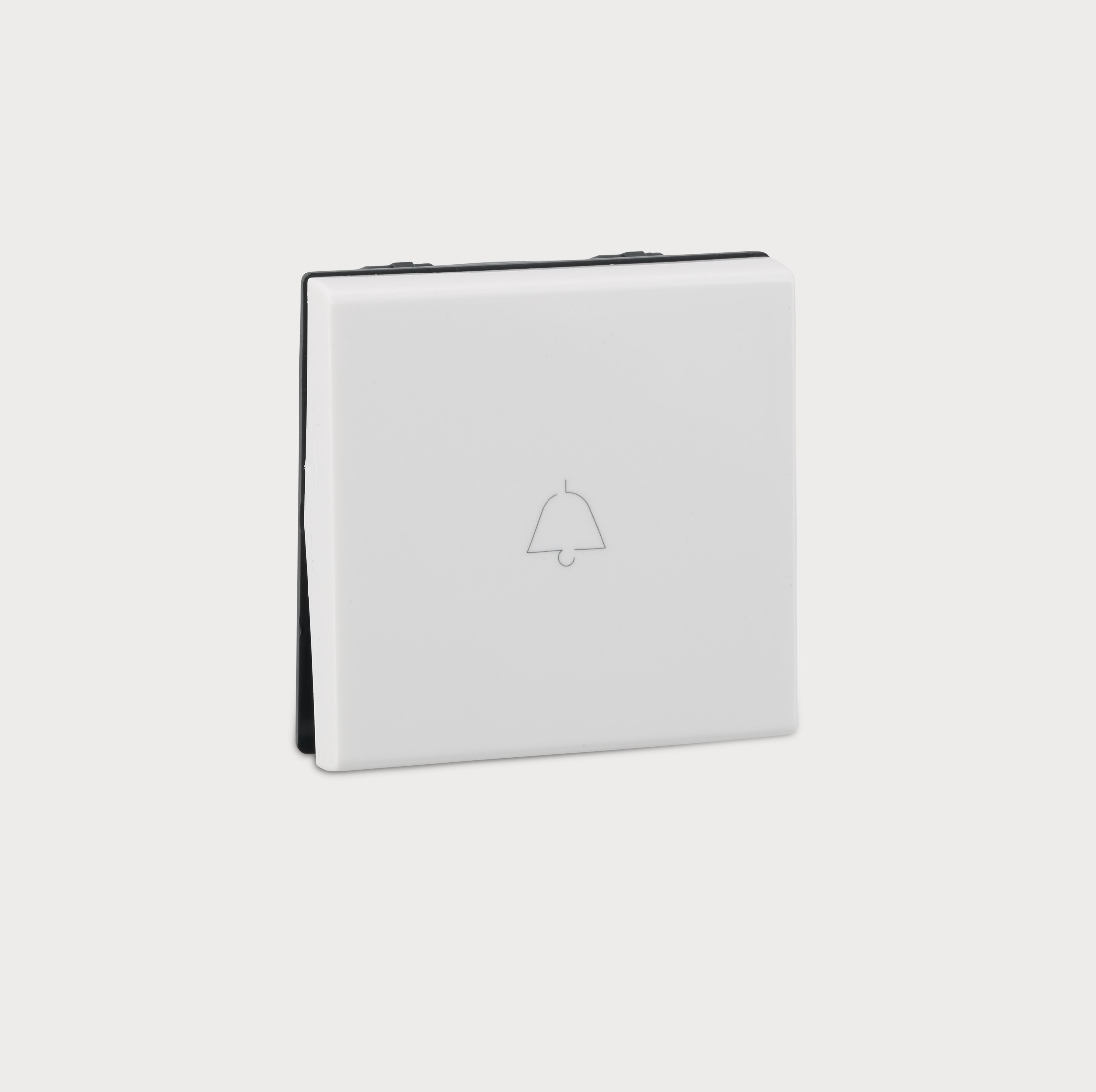 6A DP Bell Push - 2 Module (White) 673022 - Electrical and ...