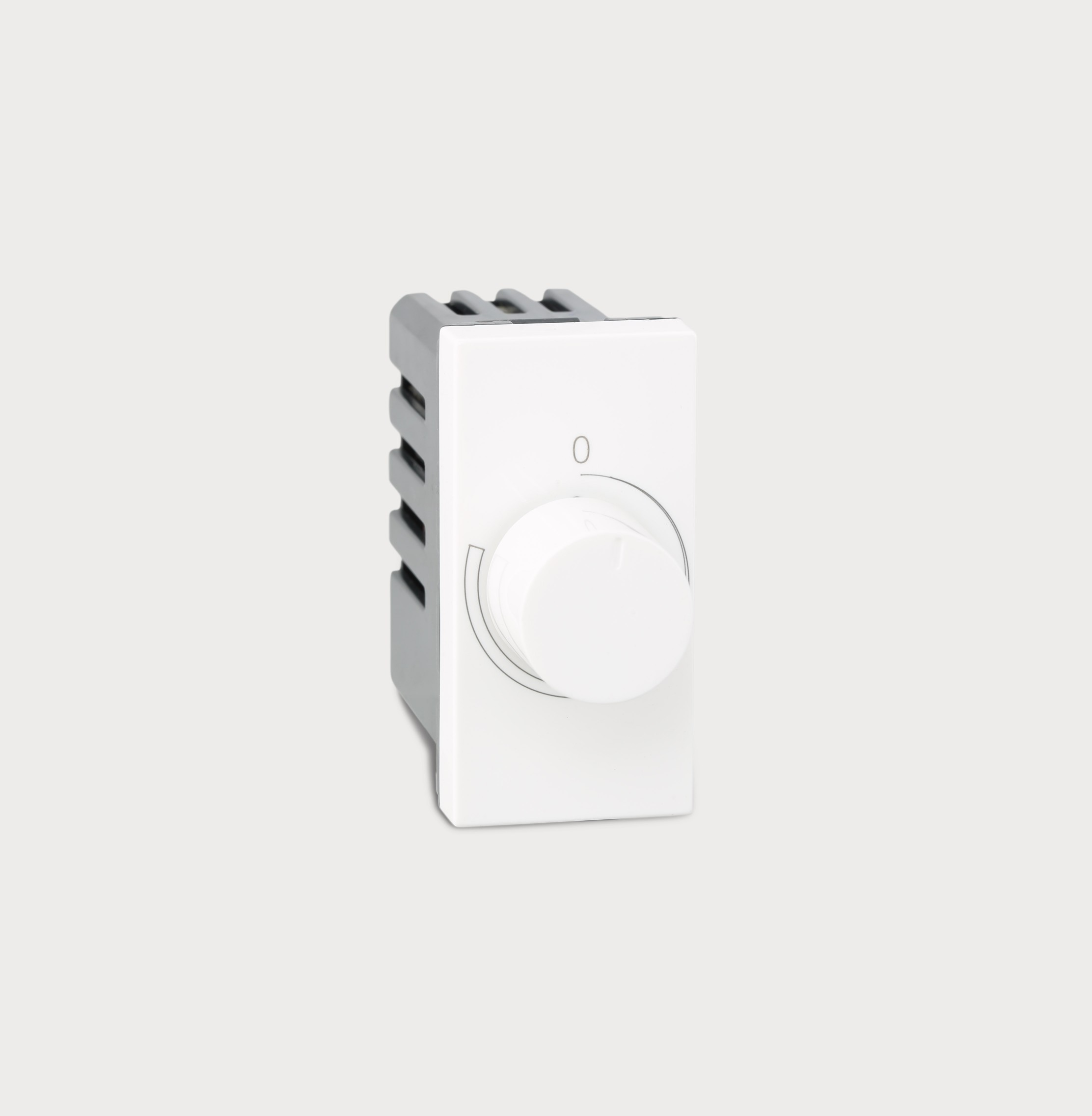 400W Rotary Dimmer (White) 673024 - Electrical and Networking ...