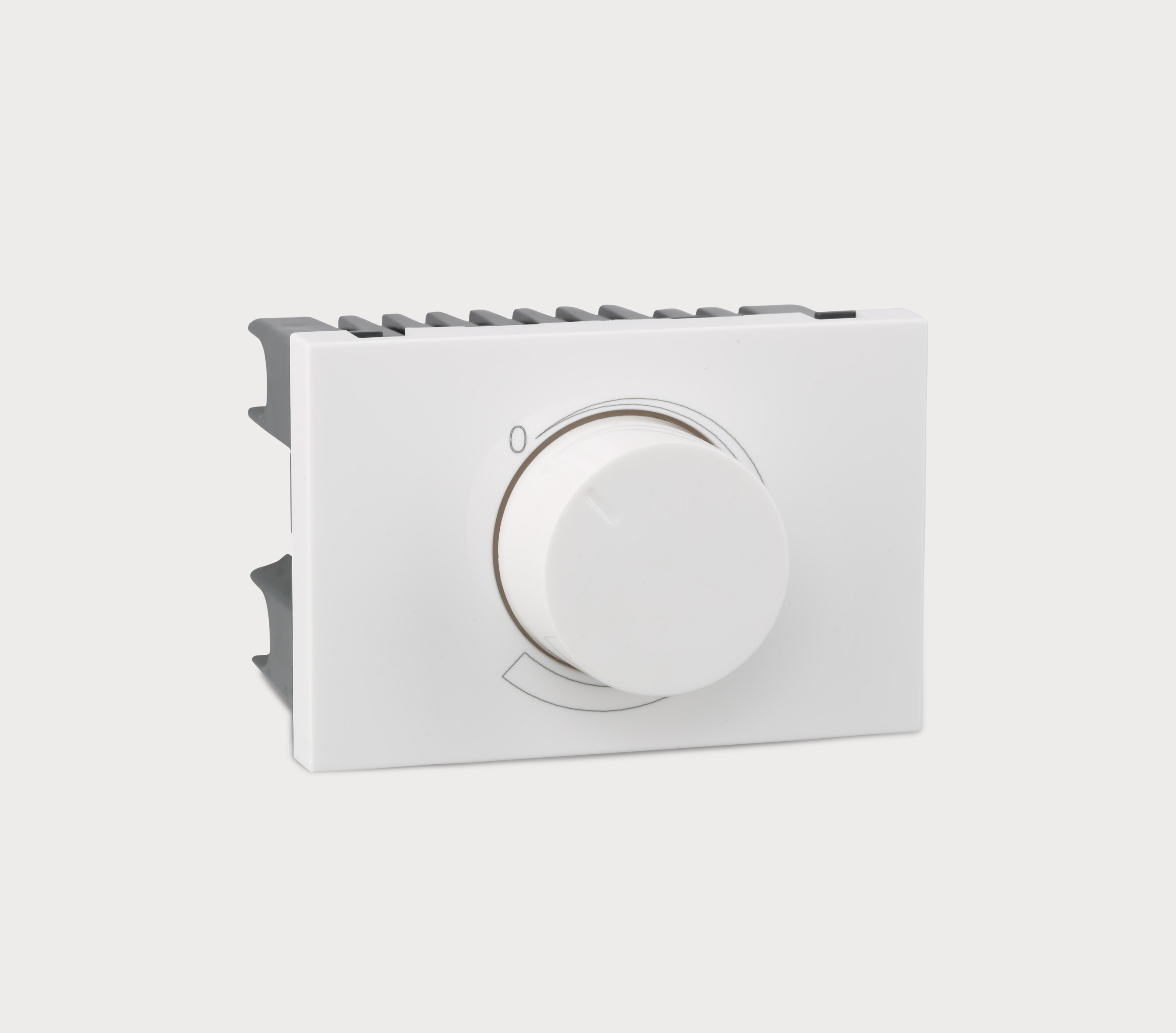 650W Rotary Dimmer (White) 673025 - Electrical and Networking ...