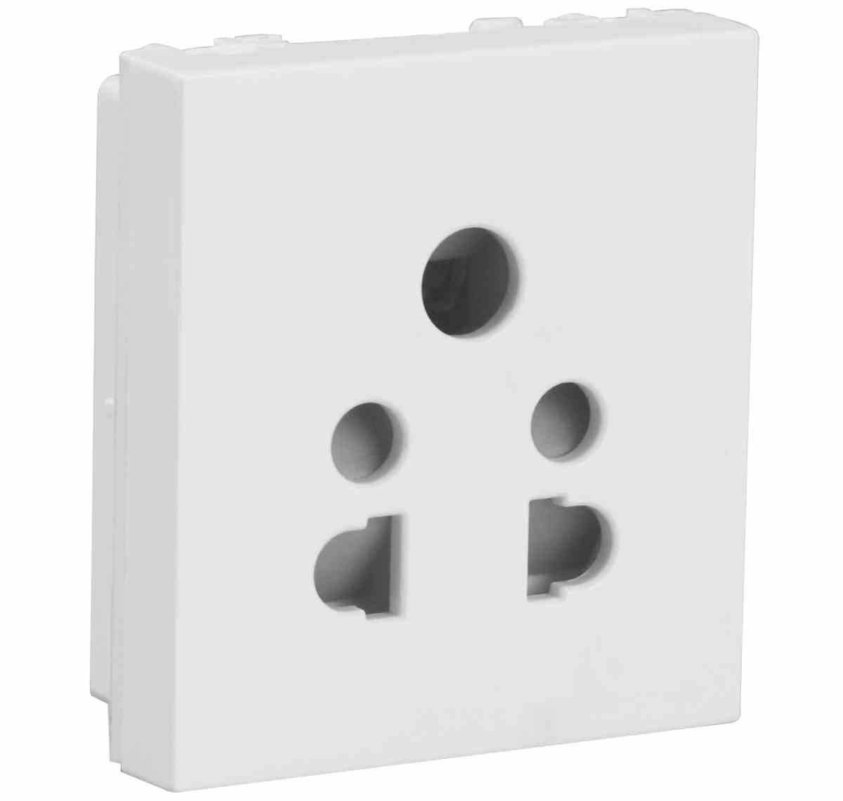 6A 5 PIN Shuttered Socket - Electrical and Networking, Electrical ...