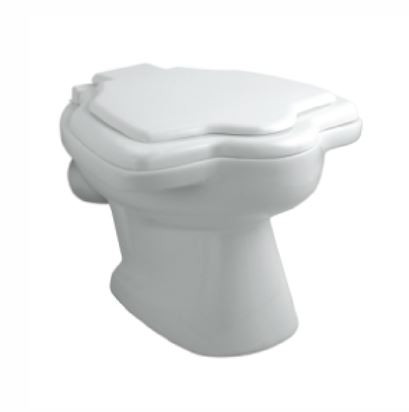 Great Universal 660 X 600 X 400 Mm P Trap European Water Closet White C0272    Bath And Sanitary Fittings, WCs, Flushing And Accessories   Buy Universal  660 X 600 ...