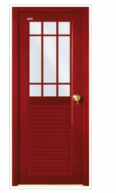 Stylex Doors   Premium Doors  sc 1 st  BuildNext.in & 77 cm x 210 cm 3/4 Glazed PVC Doors with Back or Front Side Plain ...